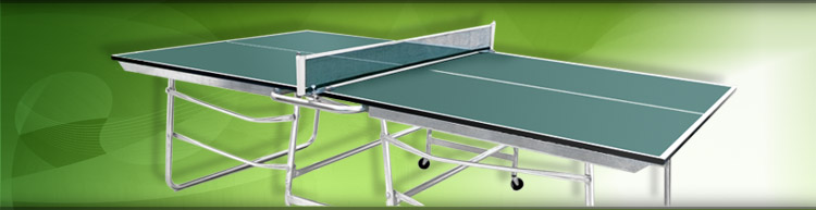 Rugged Table Tennis